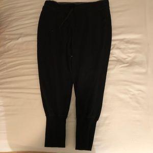 Champion Sweatpants, Black, Men's, Size XL, Jogger
